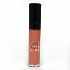 Блеск для губ в тубе коричнево-розовый LBRU, ATELIER, 7,5 мл
