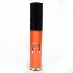 Блеск для губ в тубе лососево-оранжевый LS, ATELIER, 7,5 мл