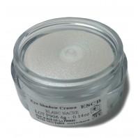Тени для глаз кремовые ESCB перламутрово-белые, ATELIER, 4 гр.